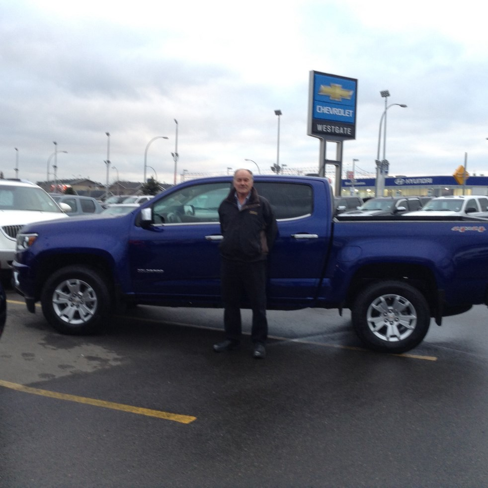 Westgate Chevrolet Ltd Customer Rating Review For Eric