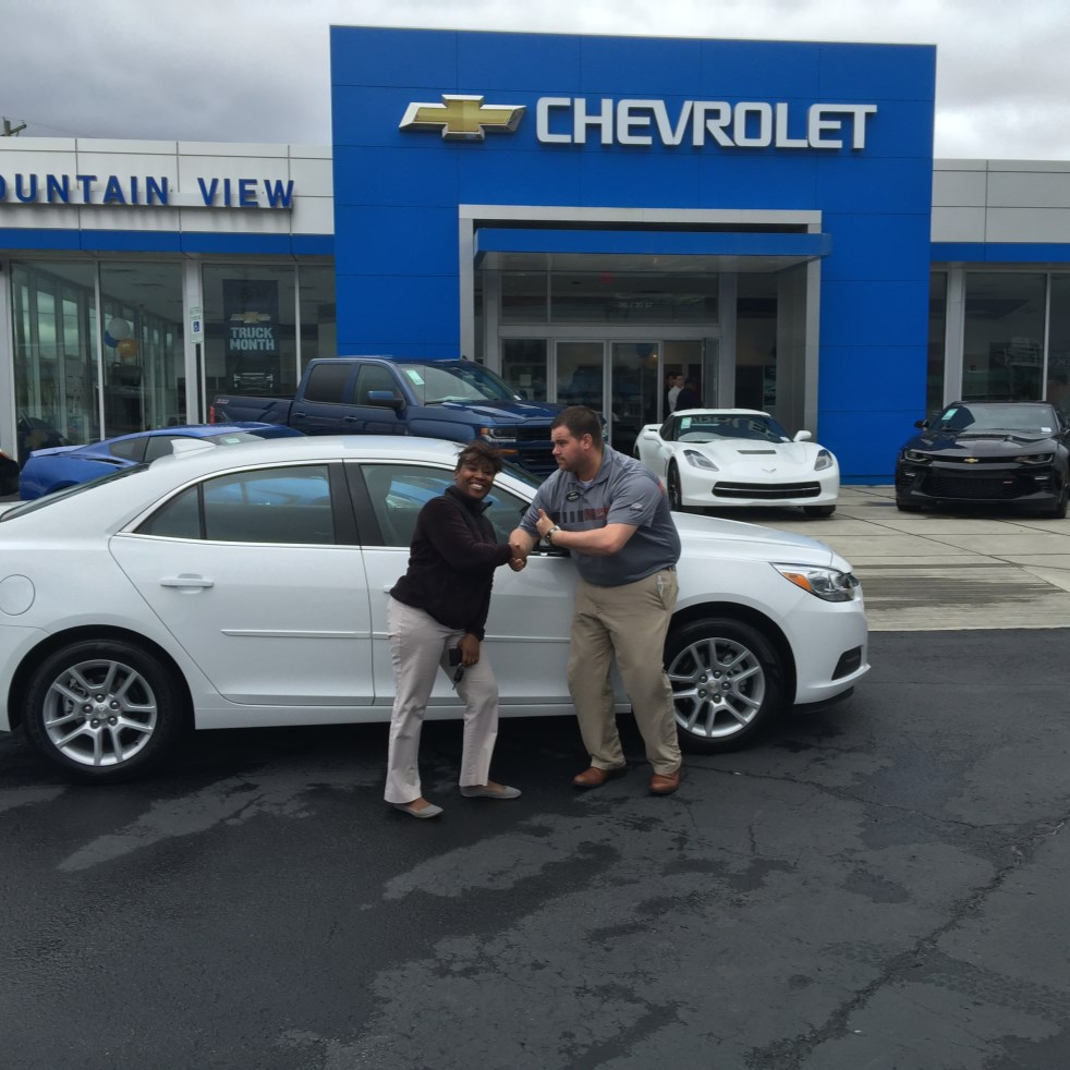 Chevrolet Dealership Chattanooga Tennessee