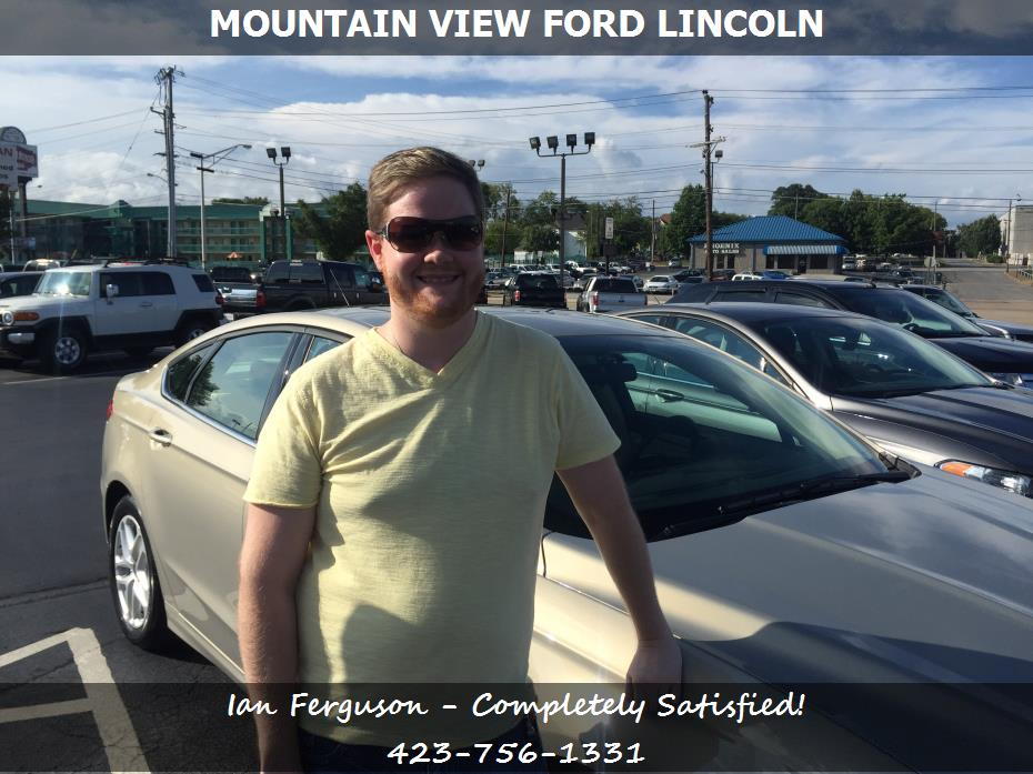Auto Financing Chattanooga Tn Mountain View Ford Lincoln