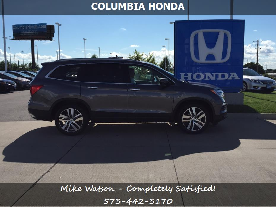Columbia honda customer rating review for mike watson of for Honda dealer columbia mo