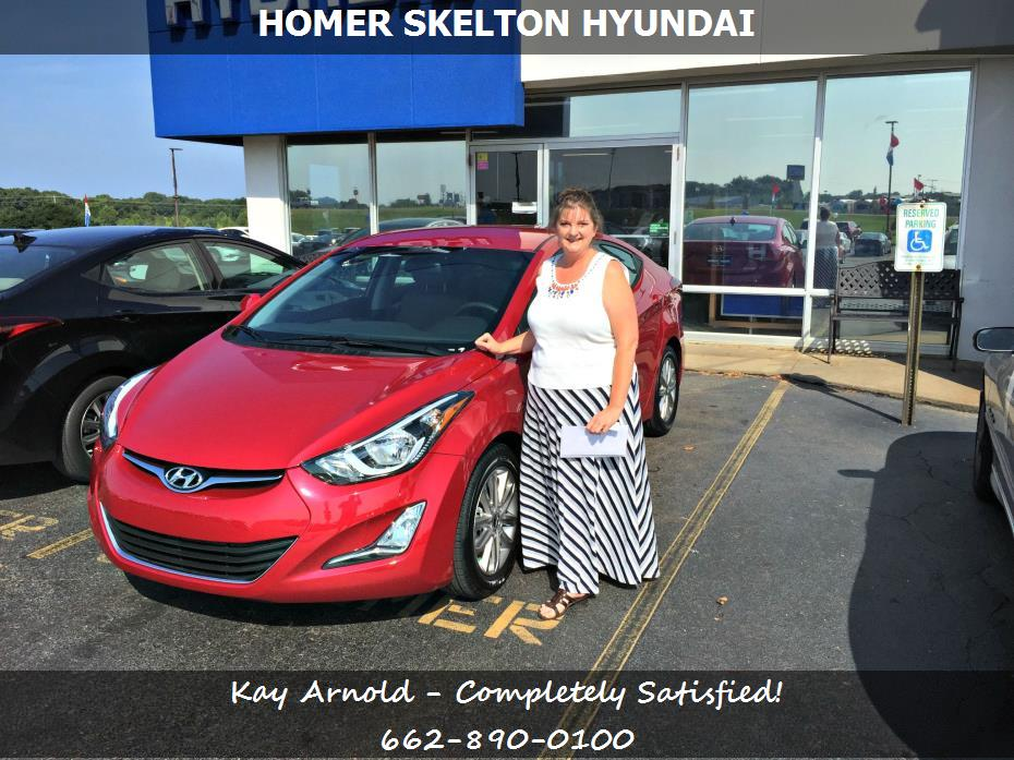 Homer Skelton Hyundai review photo 1