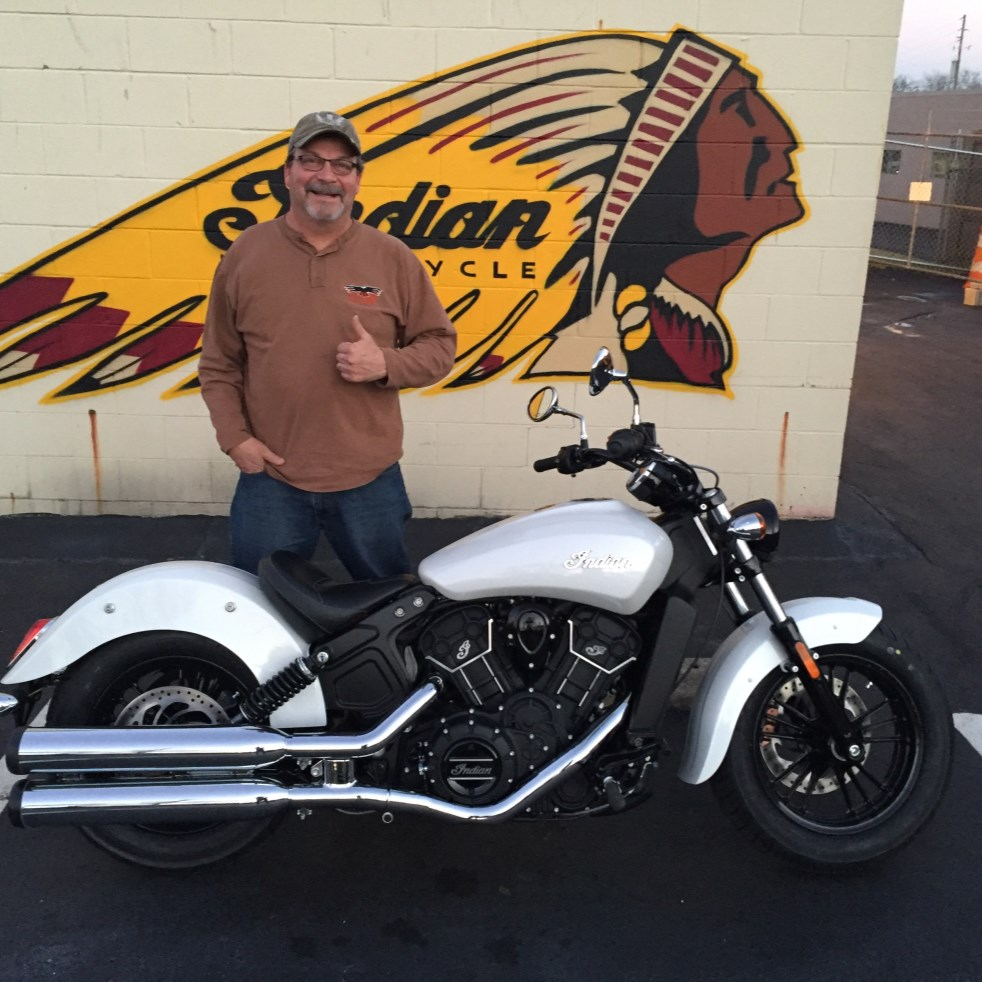 36 2016 Indian Scout Reviews Fuel