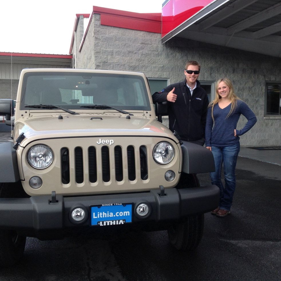 Purchase A Jeep Wrangler In Grants Pass Or Lithia 39 S