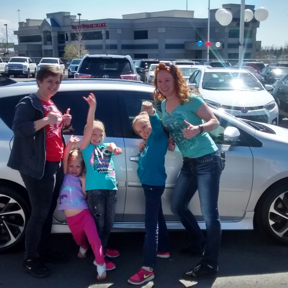 Brent Brown Toyota Customer Rating Amp Review For Tiffany