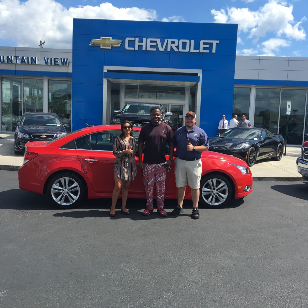 mountain view chevrolet customer rating review for gerry davis of. Cars Review. Best American Auto & Cars Review