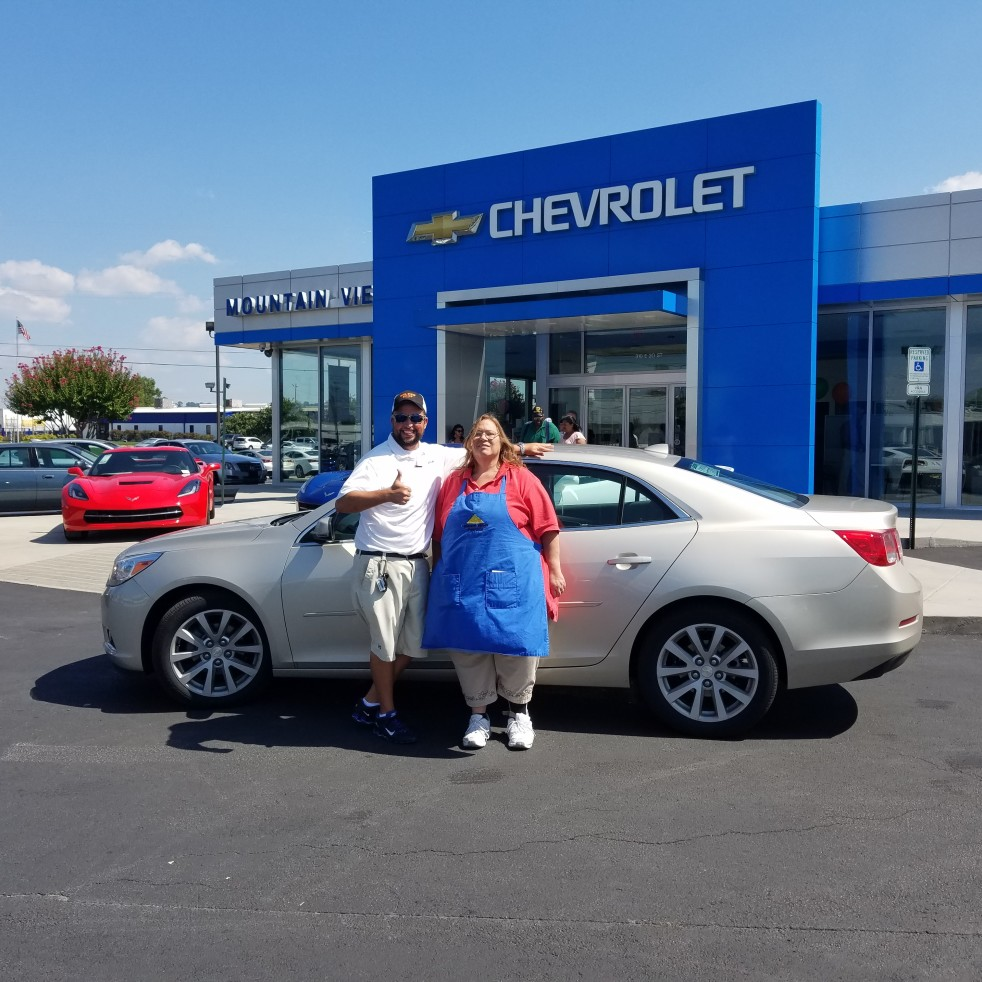 patricia massengale of dunlap tn rates dealer mountain view chevrolet. Cars Review. Best American Auto & Cars Review