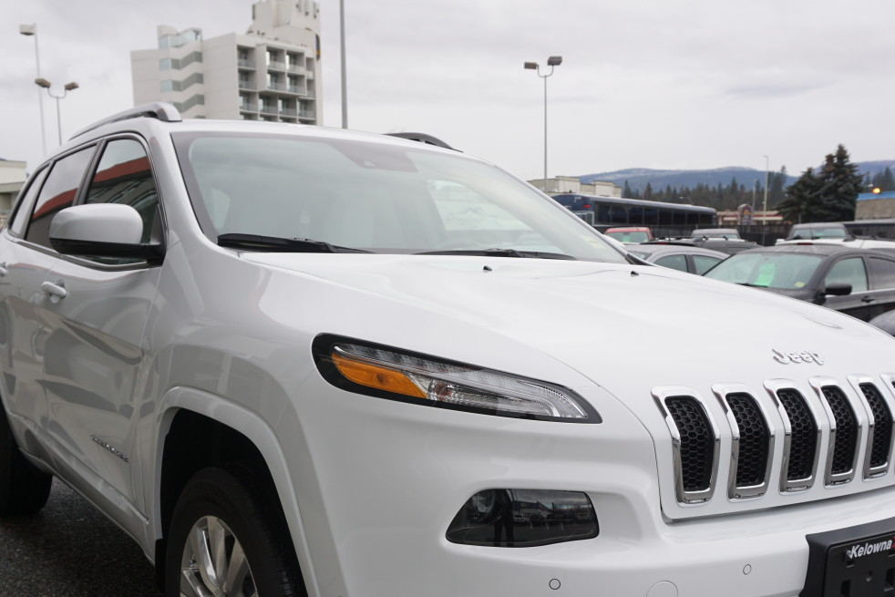 Kelowna Chrysler review photo 2