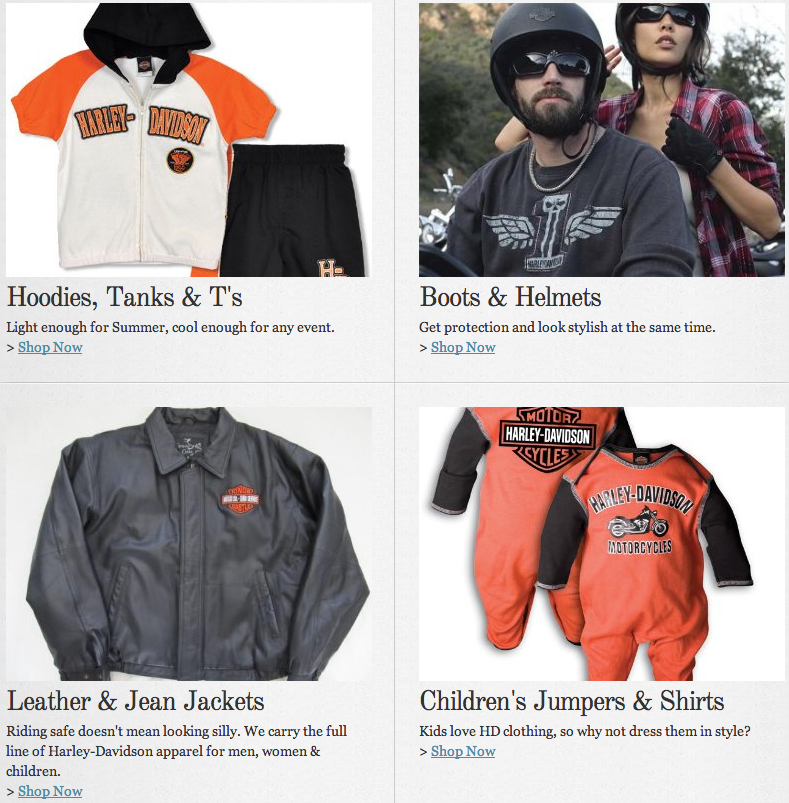 Harley Davidson of Columbia Deals