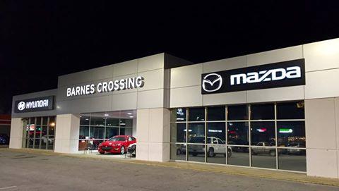 Tupelo Ms Barnes Crossing Hyundai Mazda Dealer Reviews