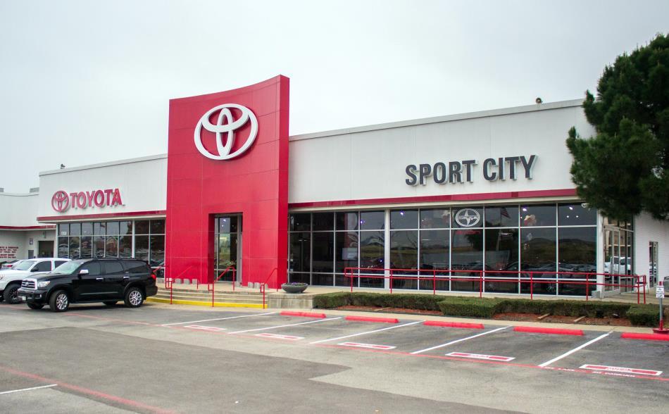 Dallas tx sport city toyota dealer reviews testimonials for Sport city motors dallas