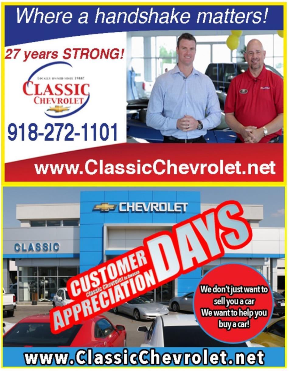 Classic Chevrolet Deals