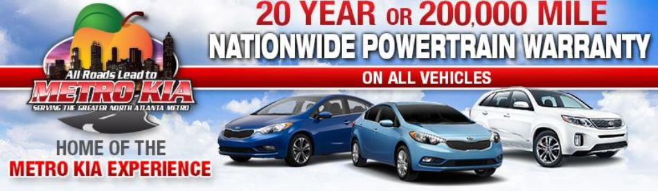 Metro Kia Atlanta Deals