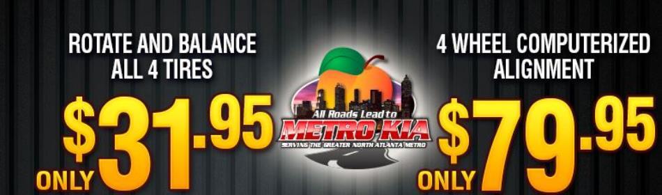 Metro Kia Atlanta Deals