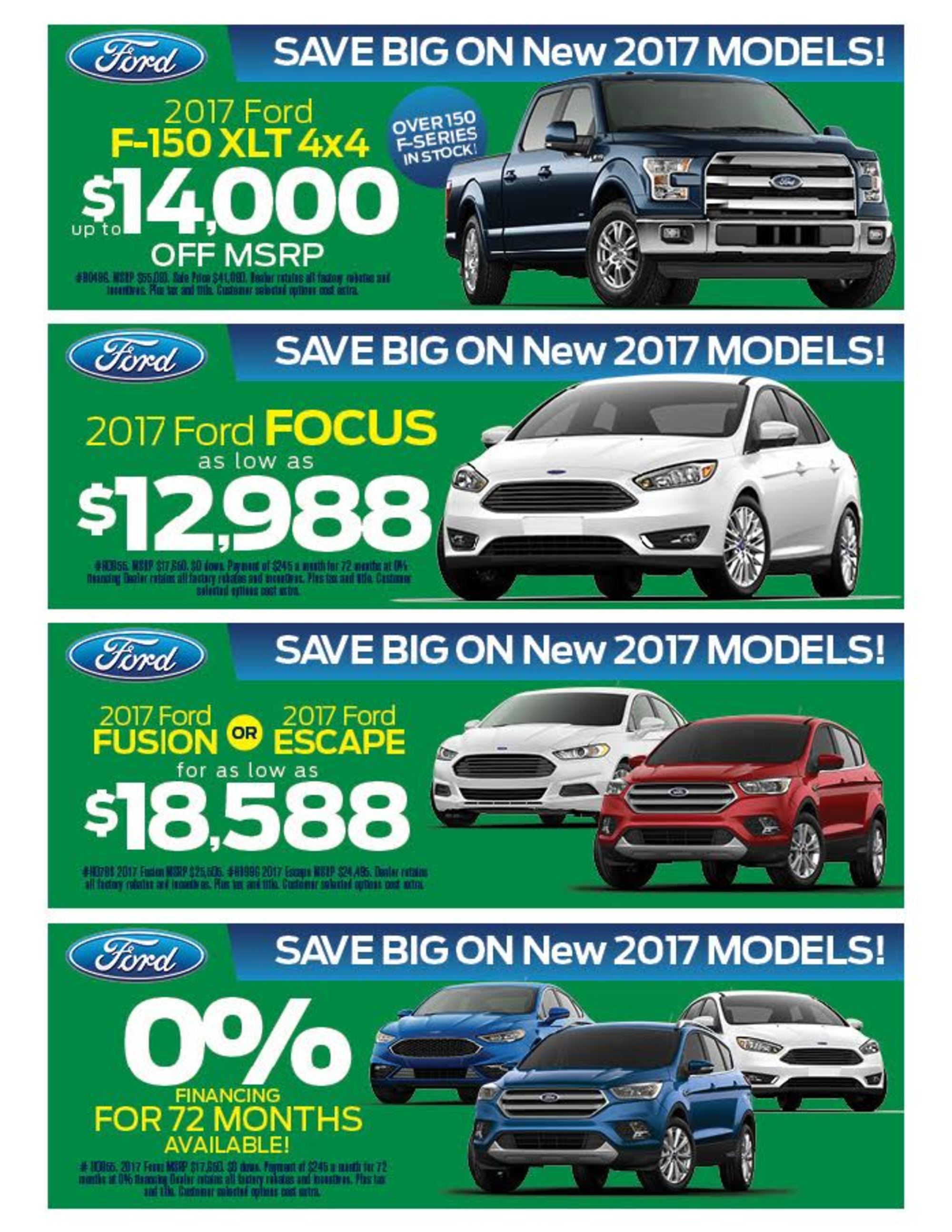 Mountain View Ford Lincoln Deals