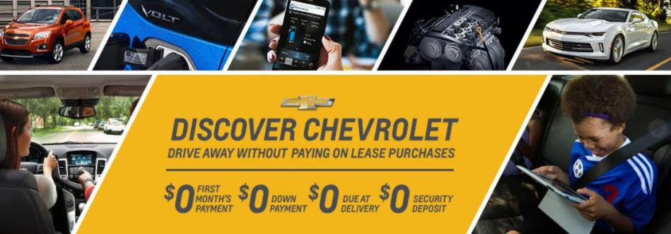Westgate Chevrolet Ltd. Deals